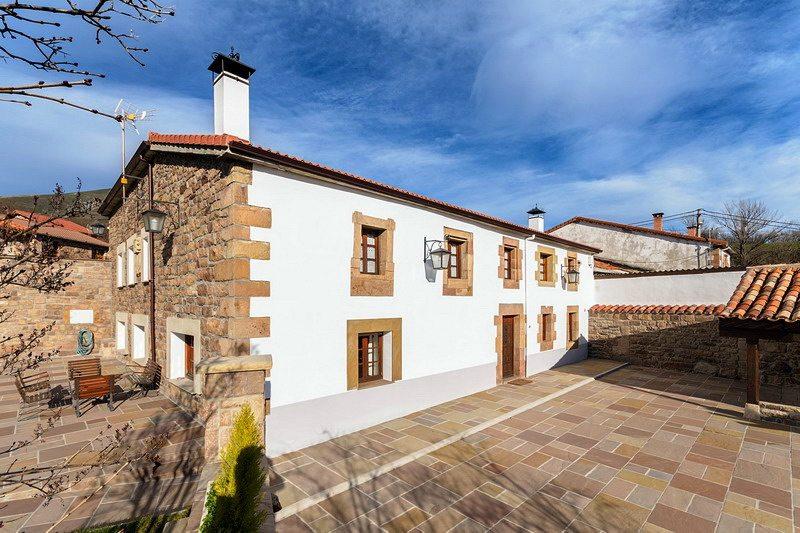 La casa de los pedros casa rural en villar de campoo cantabria - Casa rural la tramonera ...