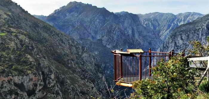 Mirador de Santa Catalina, Qué ver en Peñarrubia (Cantabria) lugares de interés