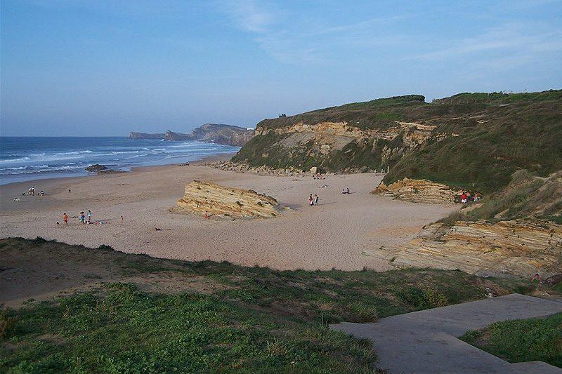 Playa de Canallave, Playas de Liencres Piélagos (Cantabria)