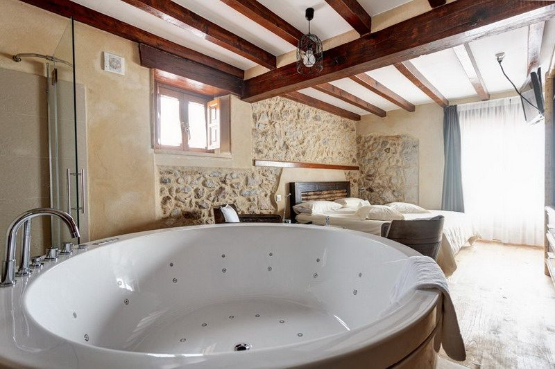 Posadas con jacuzzi en la habitacion posadas rurales con jacuzzi - Hotel con jacuzzi en la habitacion asturias ...