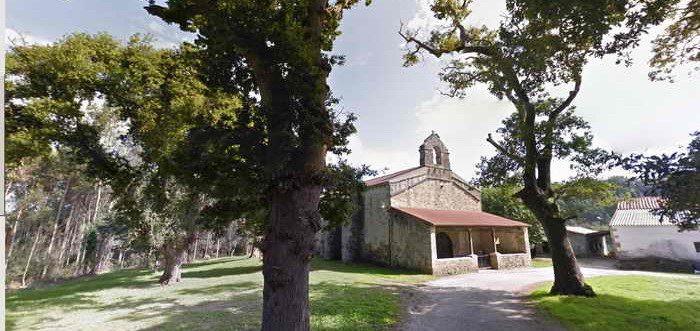 Santuario de San Pedro de Sopoyo en Ajo Cantabria