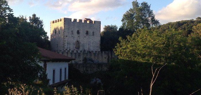 Torre de Venero en Arnuero Cantabria