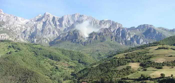 Valle de Liébana. Cantabria, Liébana Picos de Europa Cantabria
