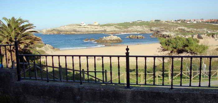 Dormir en Cantabria cerca de la playa, Dormir en Cantabria a pie de playa