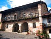 Fachada principal de la casa rural en carmona cantabria, Posada La Infinita Rural Boutique