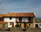 Albergue camino de Santiago Cantabria, Albergue El Pino Vista general de la fachada