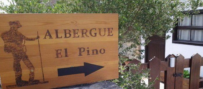 Albergue en el camino de Santiago Cantabria, Albergue El Pino