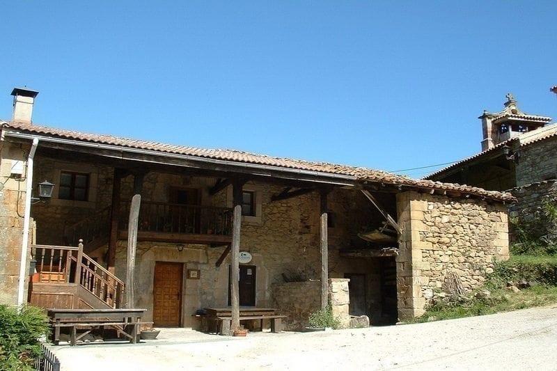 Casa rural en Cicera Posada La Escuela de Cicera