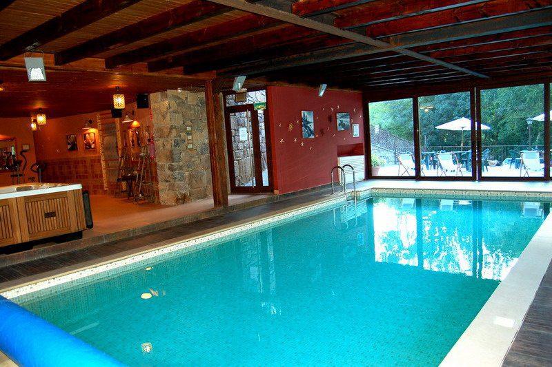 Casa rural en potes con piscina viviendas rurales y spa la barcena - Casas rurales con spa en cantabria ...