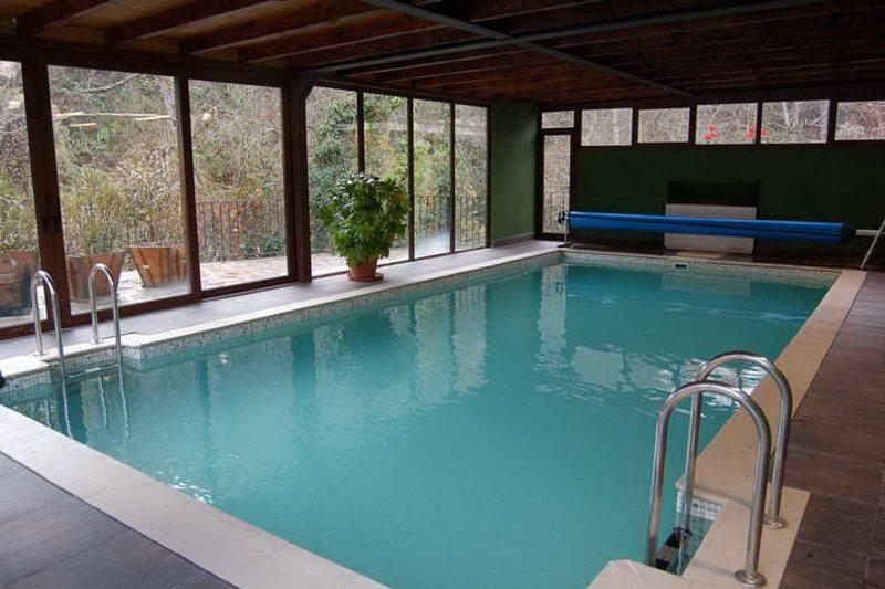 Casa rural en potes con piscina viviendas rurales y spa la barcena - Casa rural piscina interior ...