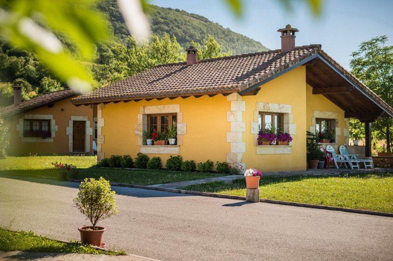 Casas rurales la guariza apartamentos alto campoo casas rurales en fontibre - Casas rurales con spa en cantabria ...