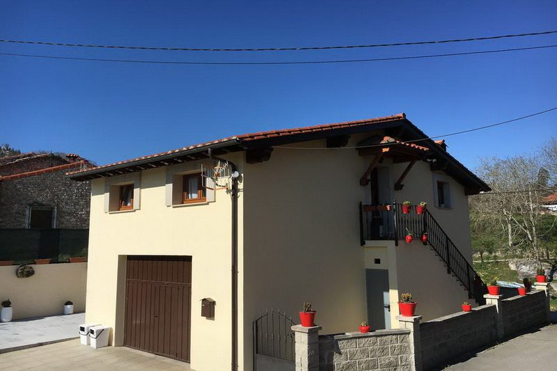 Casa rural en San Vicente de la Barquera La Galayca