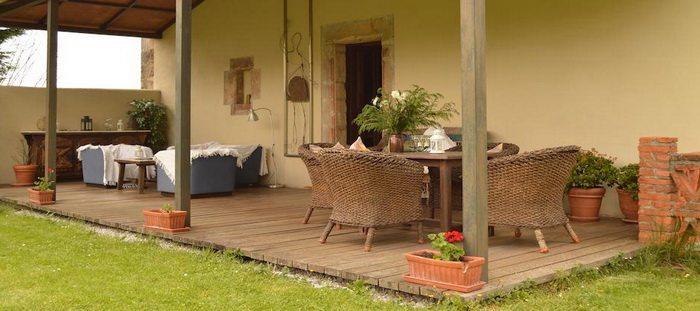 Hotel rural con encanto cerca de cabarceno casona de Hermosa Porche