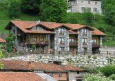 Fachada principal de La Posada de Cucayo, Posadas rurales en Cucayo Cantabria