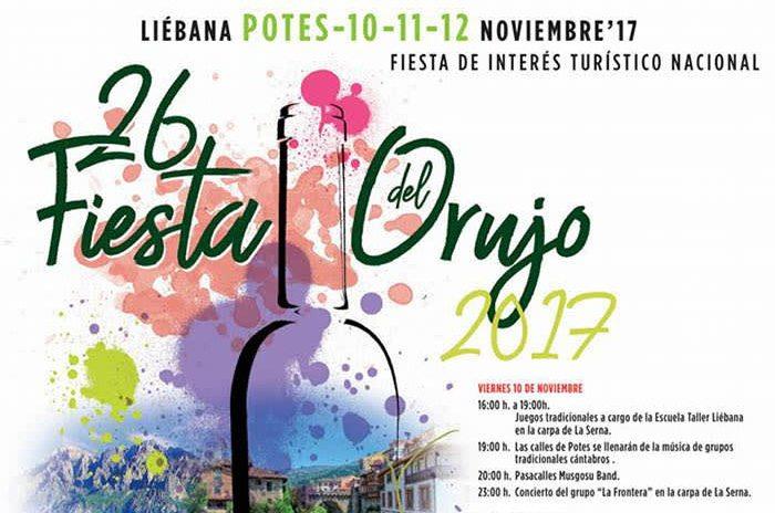 Fiesta del Orujo 2017