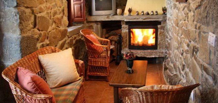 Casa rural en Soba Posada la Lastría