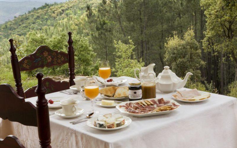 Alojamiento y Desayuno incluido