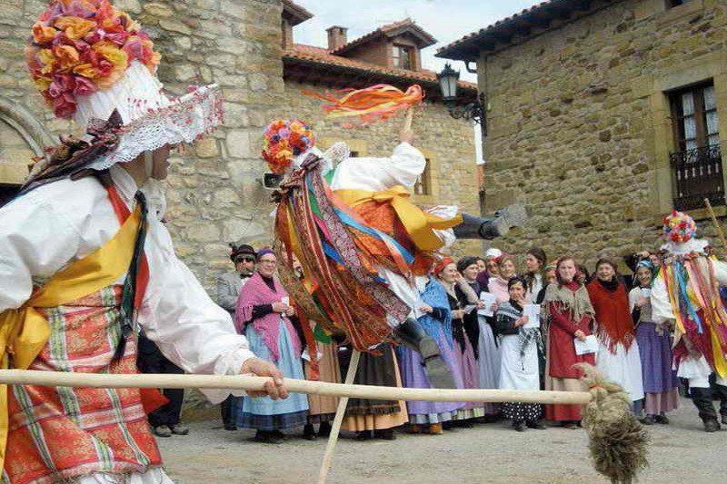 Carnaval de los Zamarrones de Polaciones 2018