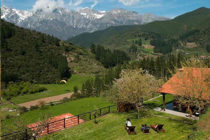 Casas rurales en cantabria - Casas rurales en la costa ...