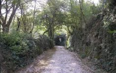 Castro Urdiales, Vía Verde de Traslaviña