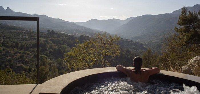 Hoteles con spa privado para parejas