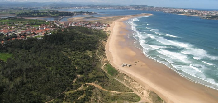 Hoteles Somo Surf, Hoteles con encanto en Somo Cantabria