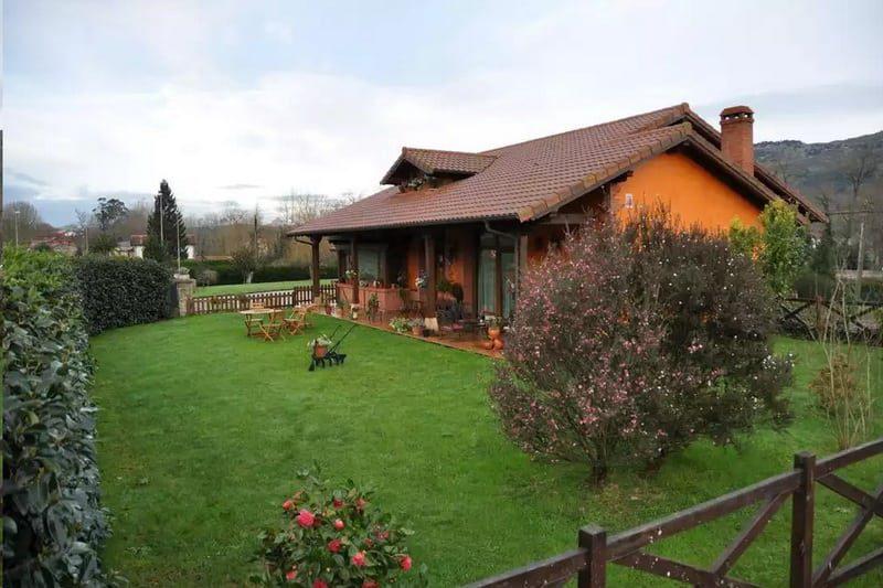 Alojamiento Bernabales, Alojamiento rural en Lierganes Cantabria, Dormir cerca de Cabarceno-A