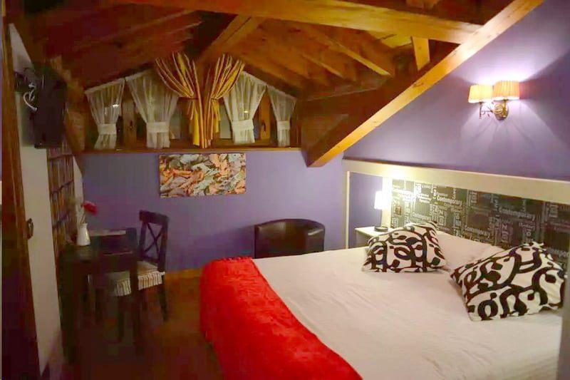 Alojamiento Bernabales, Alojamiento rural en Lierganes Cantabria, Dormir cerca de Cabarceno-D