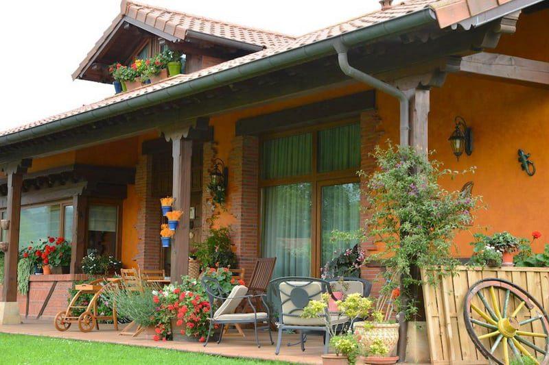 Alojamiento Bernabales, Alojamiento rural en Lierganes Cantabria, Dormir cerca de Cabarceno-F