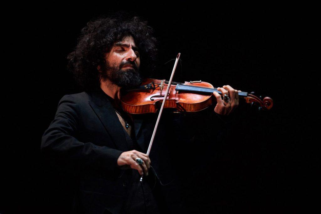 Ara Malikian en concierto en Comillas