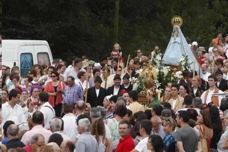 Fiestas de Nuestra Señora de Valvanuz 2018