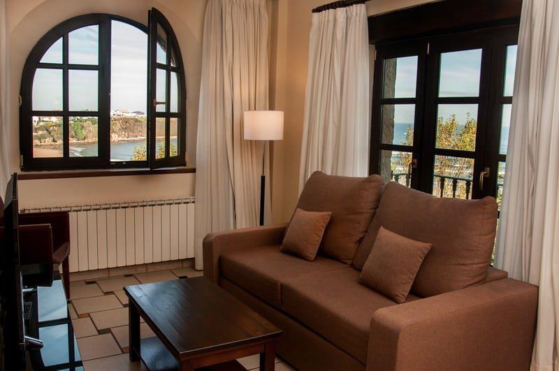 Apartamentos Costa Esmeralda, Apartamentos cerca de la playa de Suances