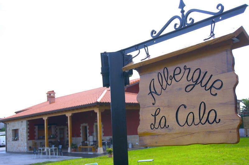 Albergue la Cala, Albergue en Loredo Cantabria