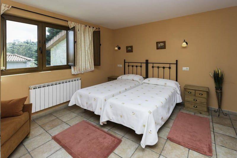 Casa Madrazo, Casa rural por habitaciones cerca de Somo