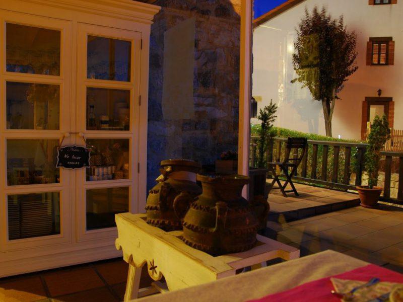 Salón Estar de Posada Mellante en Pechon Cantabria