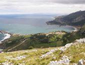 Paisaje desde el Monte Candina