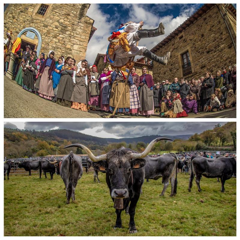 Ganadores del I Concurso de Fotografía Patrimonio Cultural de Saja Nansa