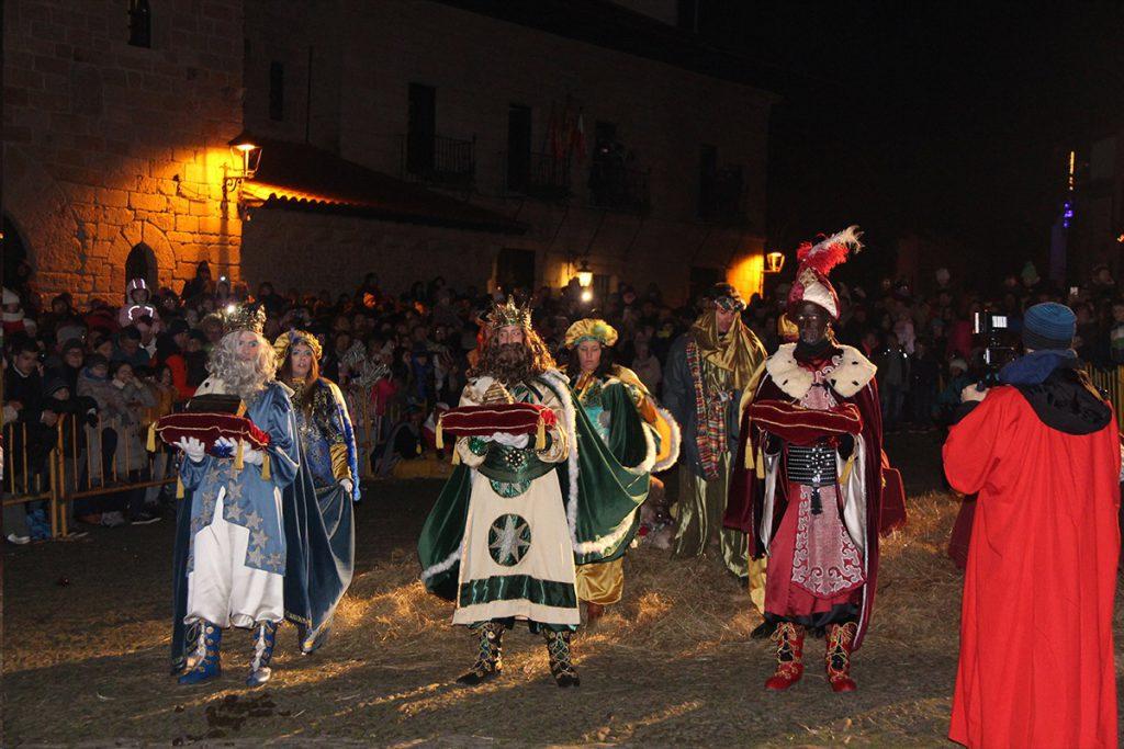 Auto Sacramental y Cabalgata de Reyes de Santillana del Mar 2019