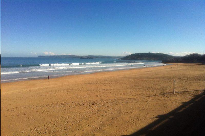 Hosteria Santander, Hotel en la playa del Sardinero Santander