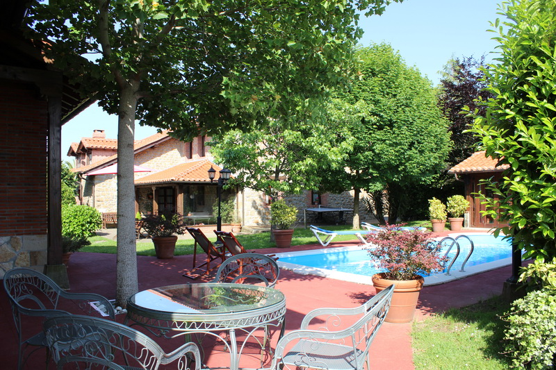 Casa rural Solallosa 112