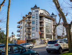 Vista general del Hotel Apartamentos Don Carlos