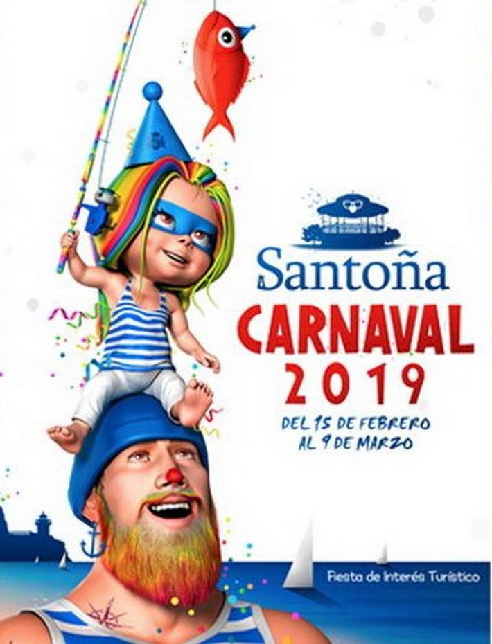 Carnaval de Santoña 2019