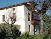 Fachada principal de Casa Santa Catalina