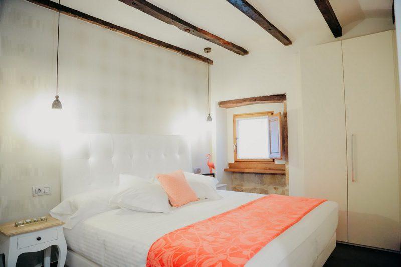 Dormitorio de Apartamentos Jardin Botanico de Lloreda