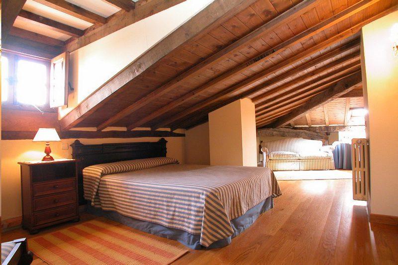Habitación especial de Posada de Peredo y Villa