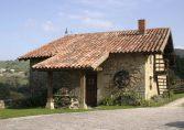 Exterior de la Casa Rural Primorias