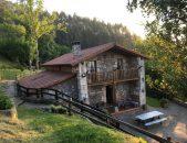 Fachada principal de Cabaña EL Currillo