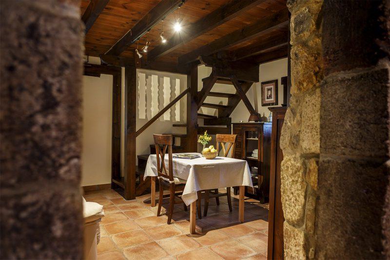 El molino de Bonaco casa rural en San Vicente de la Barquera z