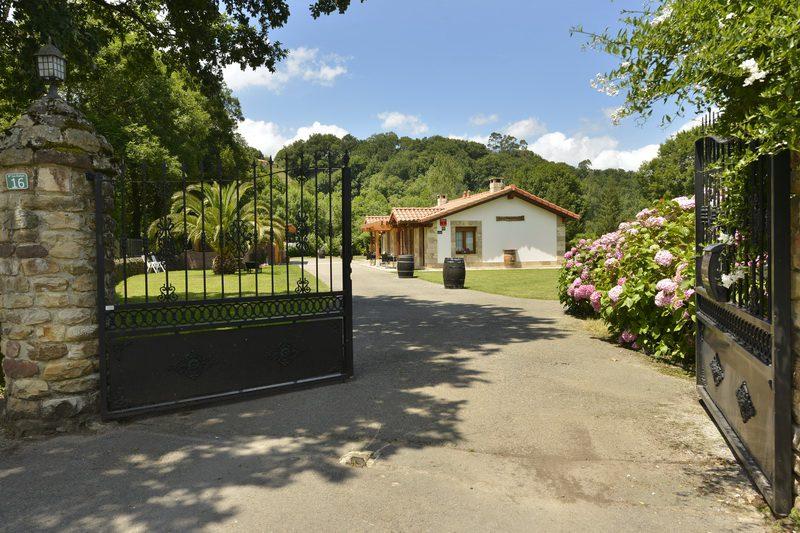 Casa rural El Puentuco Villacarriedo Cantabria