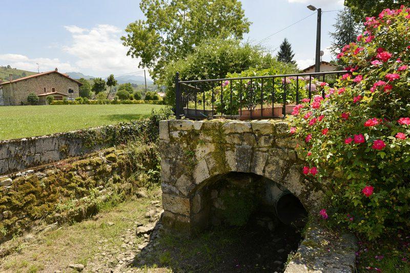 Casa rural el Puentuco de Villacarriedo BA